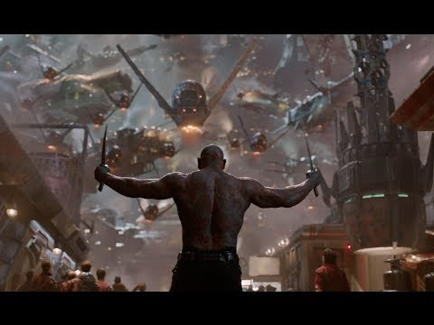 Guardians of the Galaxy trailer 2 UK – Marvel | HD