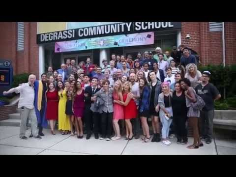 DEGRASSI: THE HISTORY