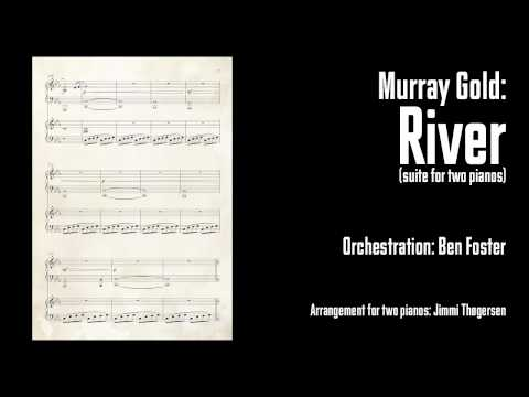 Murray Gold: River (part 1/2 - suite for two pianos - from Doctor Who)