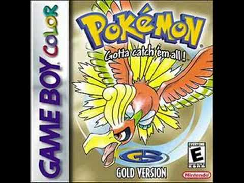 Pokemon Gold & Silver Music - Wild Pokemon Battle
