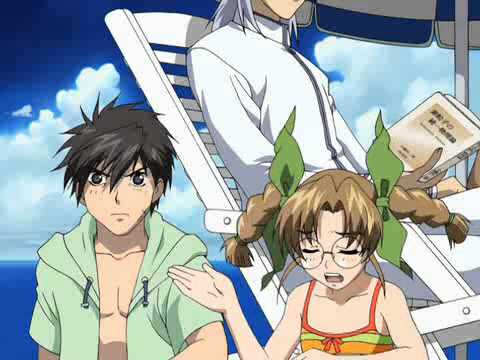 Full Metal Panic Fumoffu Trailer FUNimation Ver.