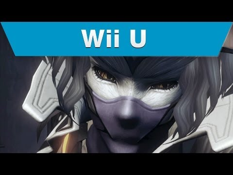 Wii U - Xenoblade Chronicles X E3 2014 Trailer