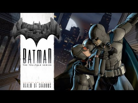 Batman - The Telltale Series: Official World Premiere Trailer