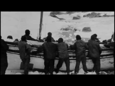 Shackleton's Imperial Trans Antarctic Expedition 1914 ~ With Sound! Centenary Edition