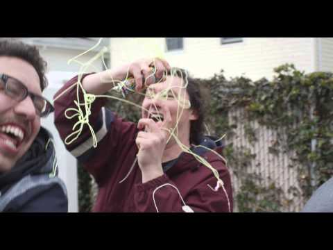 "The Front Bottoms ""Backflip"" Official Music Video ft. Chris Gethard, Kevin Devine & Sal Vulcano"
