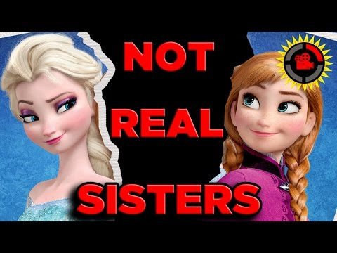 Film Theory: Disney's FROZEN - Anna and Elsa Are NOT SISTERS?!