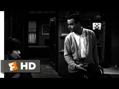 The Apartment (9/12) Movie CLIP - Fruitcake Every Christmas (1960) HD
