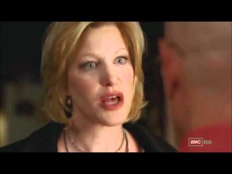 Someone has to protect this family - Breaking Bad - Skyler