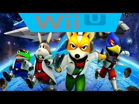 Star Fox Wii U Gameplay Trailer Nintendo Direct E3 2014