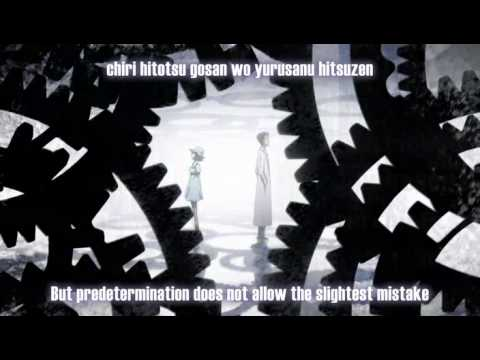 [UTW-Mazui] Steins;gate opening anime english subbed