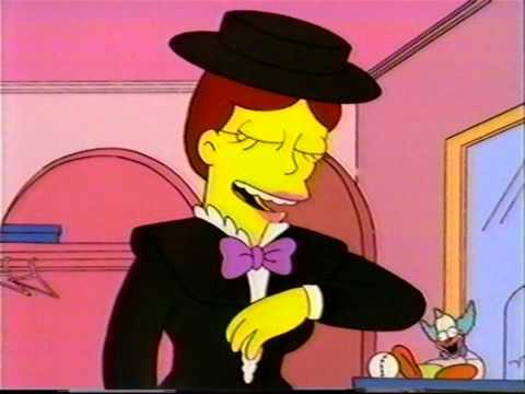 Shary Bobbins - The Simpsons