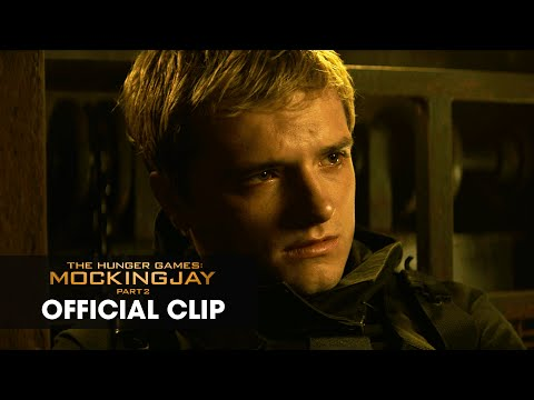 """The Hunger Games: Mockingjay Part 2 Official Clip – """"Real"""""""