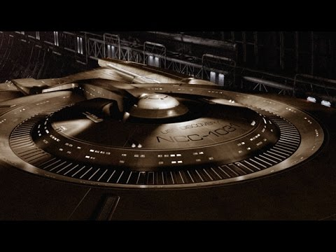 First Look - Test Flight of Star Trek's U.S.S. Discovery