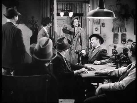 His Girl Friday - Trailer