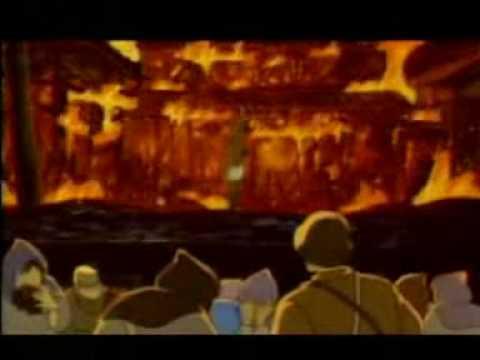 Grave Of The Fireflies : Original Trailer /english