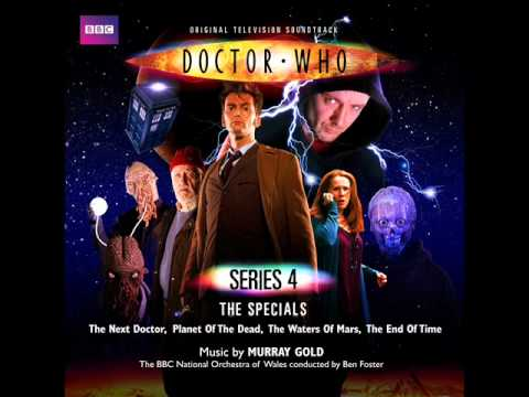 Doctor Who Specials Disc 1 - 10 The March of the Cybermen