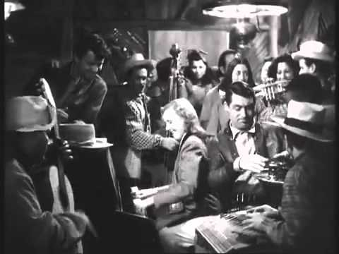 Cary Grant. Jean Arthur. Only Angels Have Wings. Peanut Vendor.