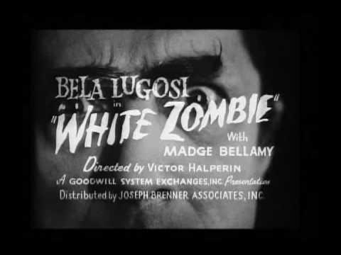 Trailer - White Zombie (1932)