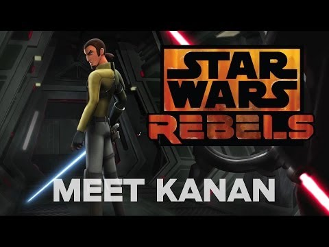 Meet Kanan, the Cowboy Jedi | Star Wars Rebels