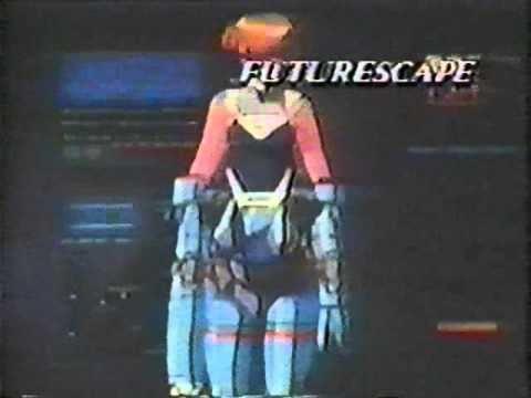 "Forgotten Junk: Gaga Communications' trailer for Bubblegum Crisis - ""Futurescape"""