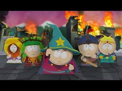 South Park The Stick of Truth - E3 2013 Trailer