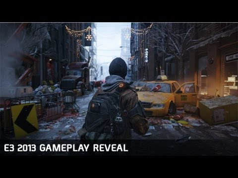 Tom Clancy's The Division - E3 Gameplay reveal [DE]