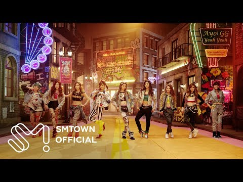 Girls' Generation 소녀시대_I GOT A BOY_Music Video