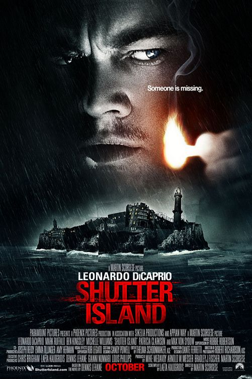 Promotional Poster of Shutter Island
