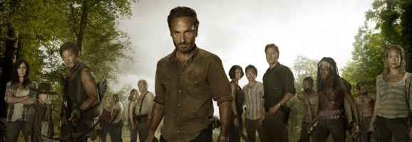 The Walking Dead Differences Between Comic Book and TV Show
