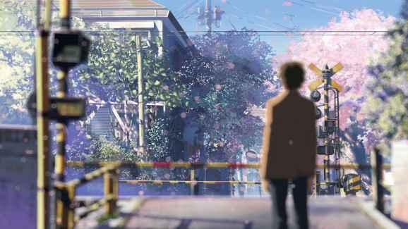 makoto shinkai - crossroad (z-kai)