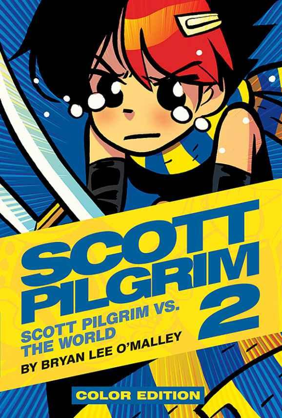 scott pilgrim vs the world series