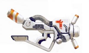 AMR B43 sonic blaster