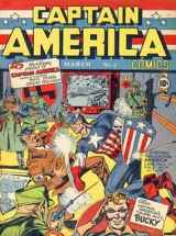 Captain America Comics 01