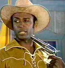 Blazing Saddles: casually racist humor at its best.