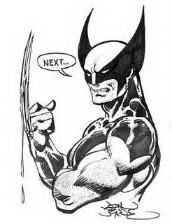 Wolverine John Byrne
