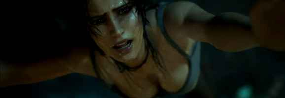 Tomb Raider cleavage