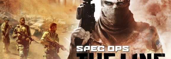 Spec Ops: The Line makes interesting use of ludonarrative dissonance to reinforce its thematic content