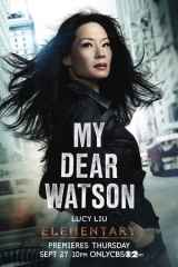 Lucy Liu as Joan Watson in Elementary