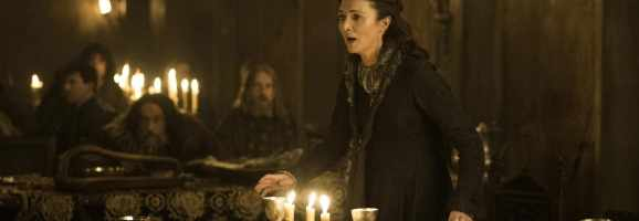 """Catelyn in """"The Rains of Castamere"""""""
