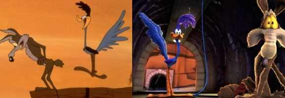 Animation Traditional VS Technology