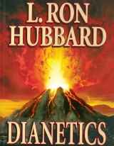 The cover of Scientology founder L. Ron Hubbard's book, Dianetics.