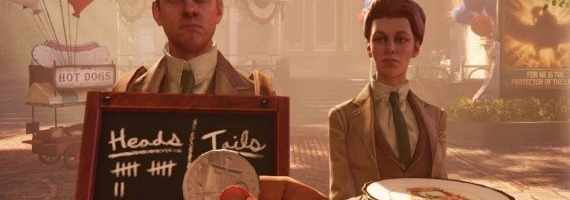 The Lutece twins are the source of Bioshock Infinite's most interesting metacommentary