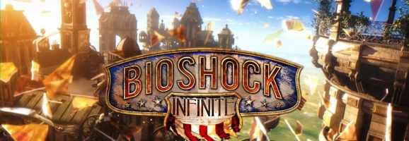 Bioshock Infinite deals with the conflict between emergent and fixed narrative.