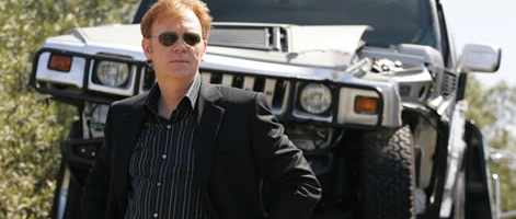 horatio caine hummer