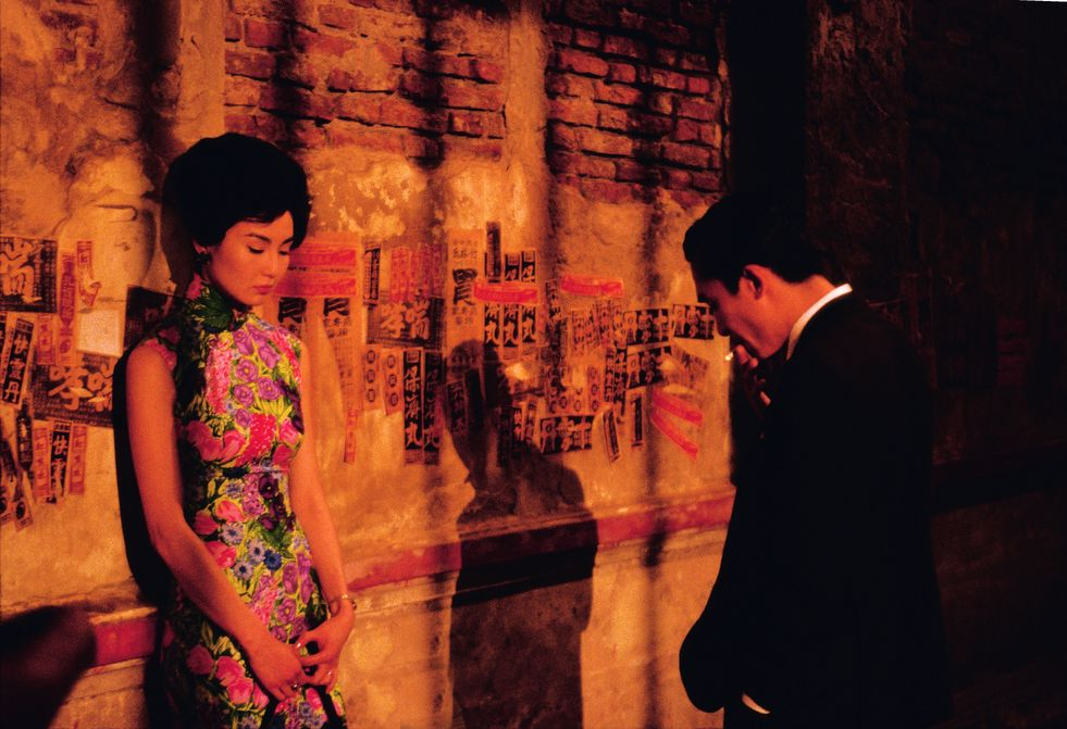 A scene from the movie In the Mood for Love