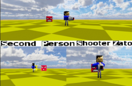 The Potential of Second-Person Perspective Games: The Aesthetics of Shooting Yourself