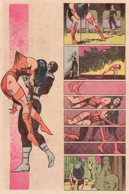 The now-classic death of Elektra in Daredevil #181. Pretty much doesn't count either.