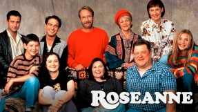 Roseanne Full Family