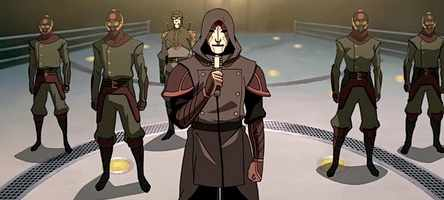 Amon and the Equalists