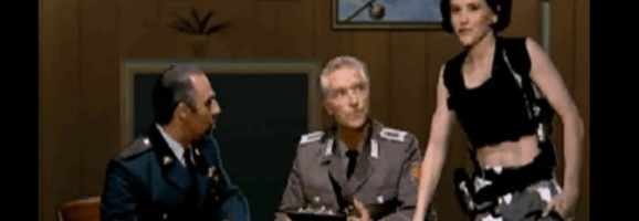 Tropes of squabbling generals and half-naked women warriors are aplenty in your average FMV.